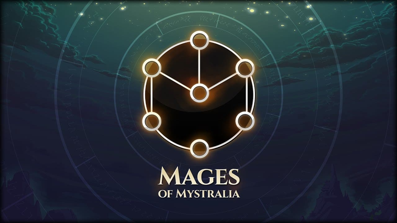 mages of mystralia launching ont