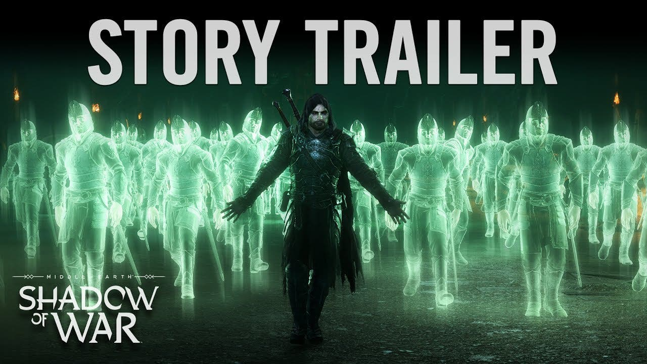middle earth shadow of war new s