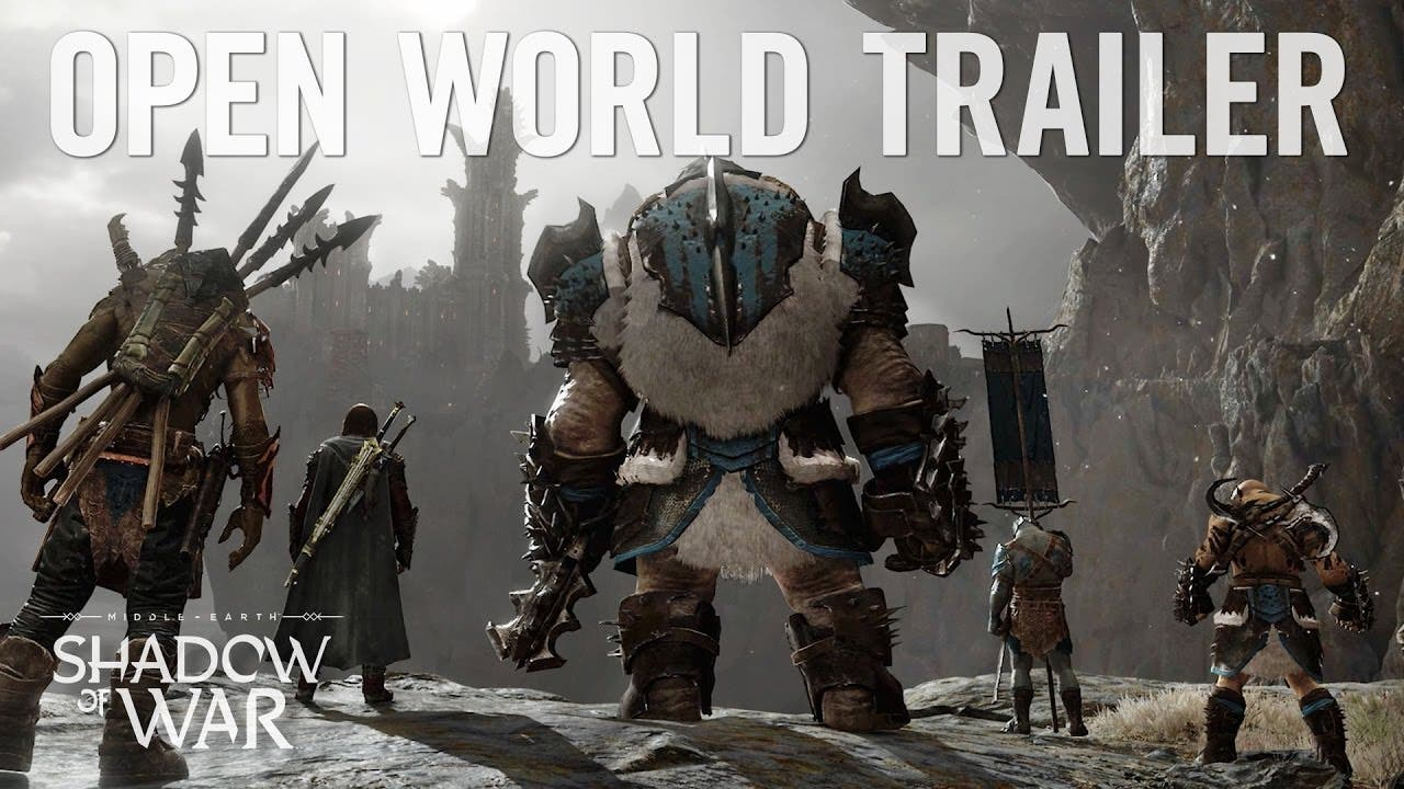 middle earth shadow of war trail