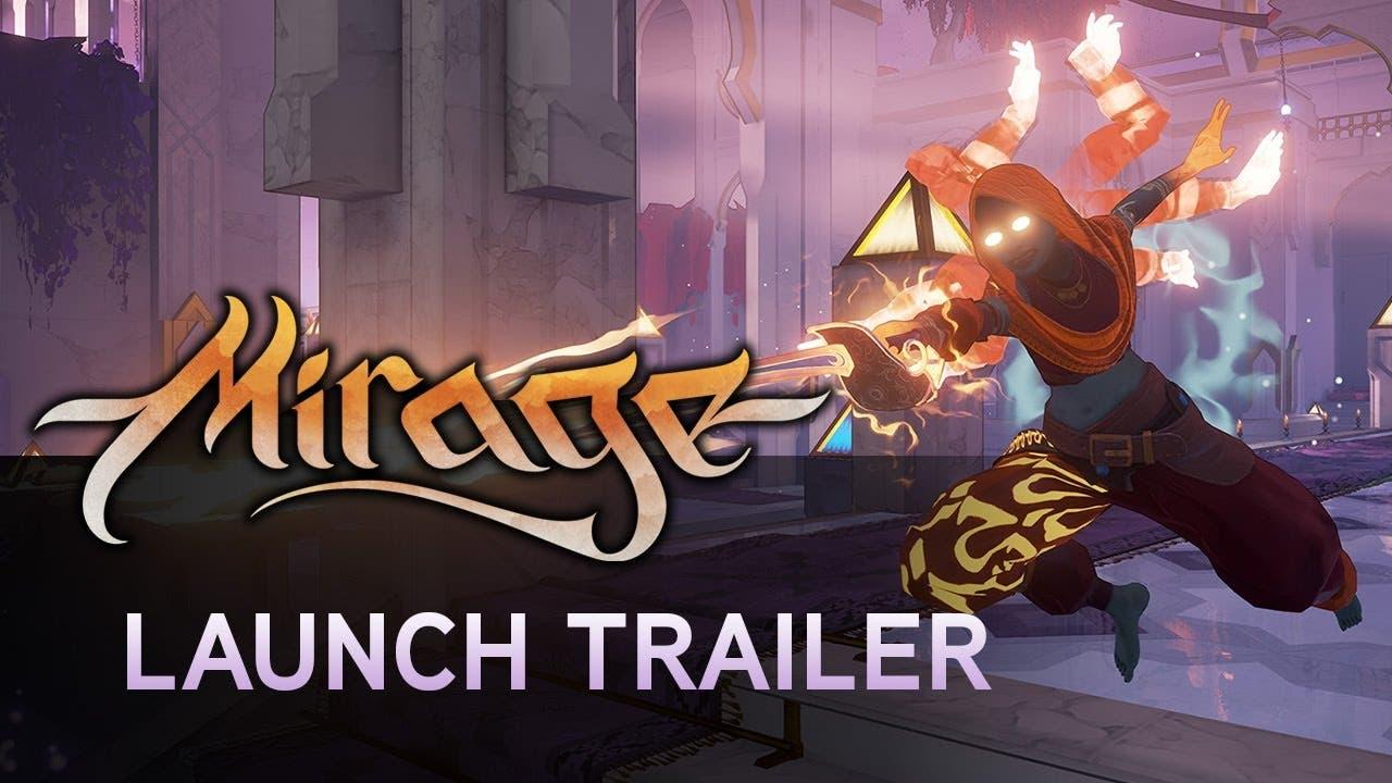 mirage arcane warfare from torn