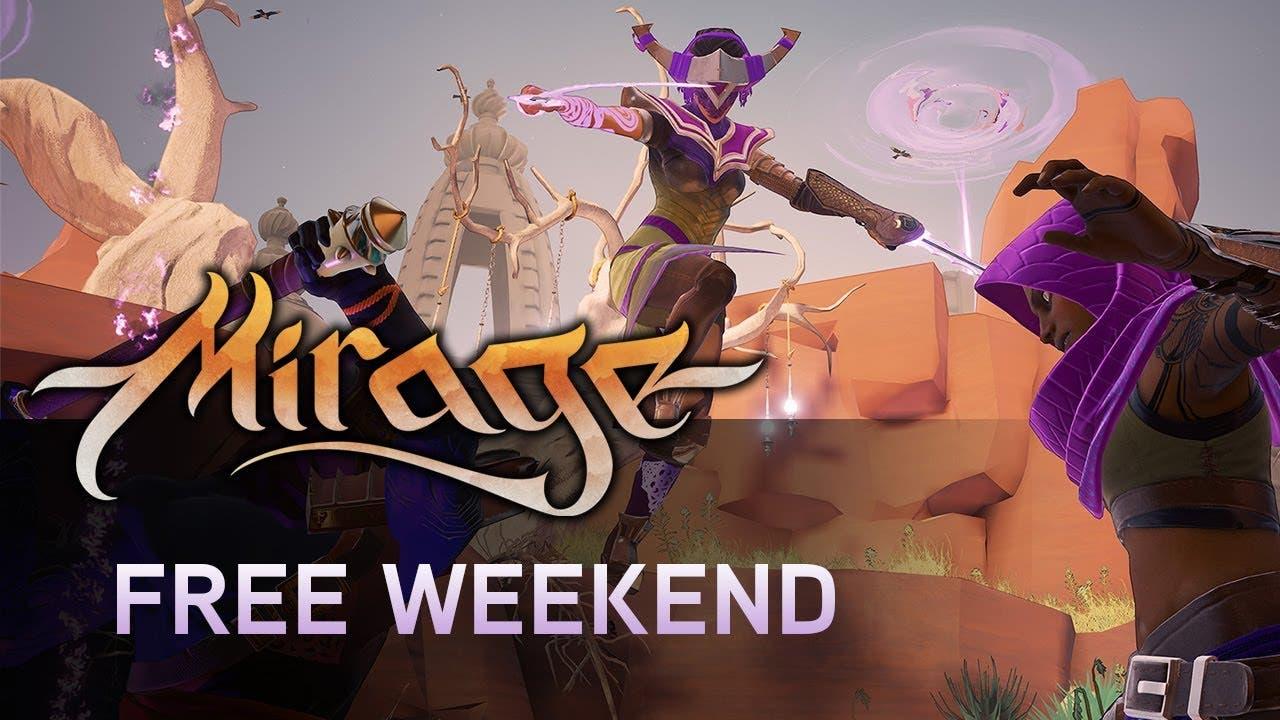 mirage arcane warfare goes free