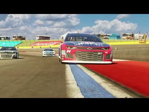 nascar heat 3 takes you from the