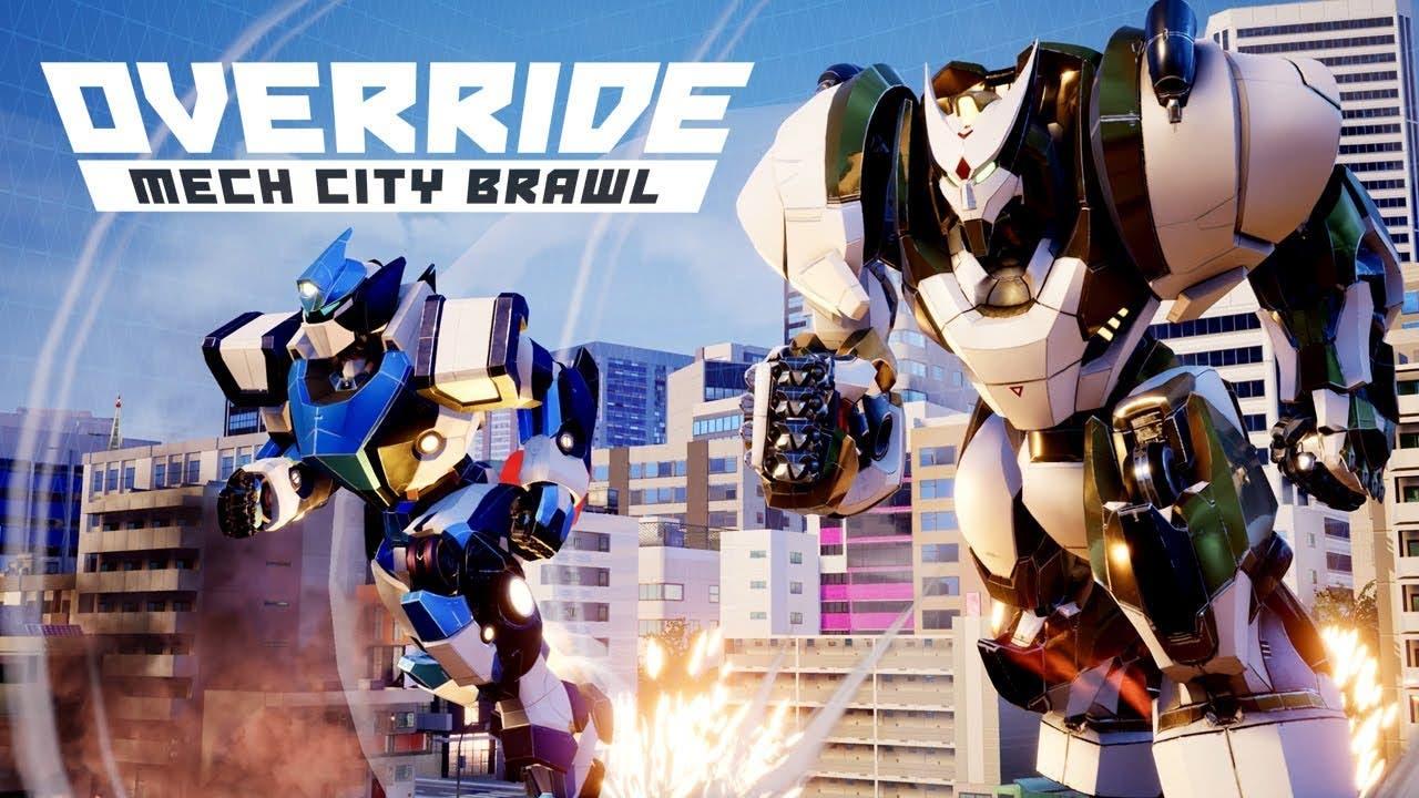 override mech city brawls pvp mo