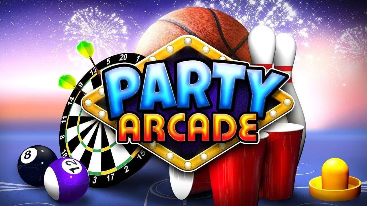 party arcade from farsight studi