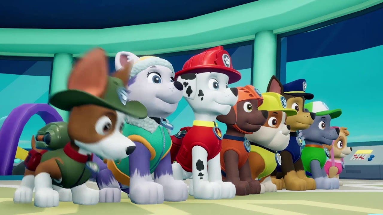 paw patrol on a roll gets a new
