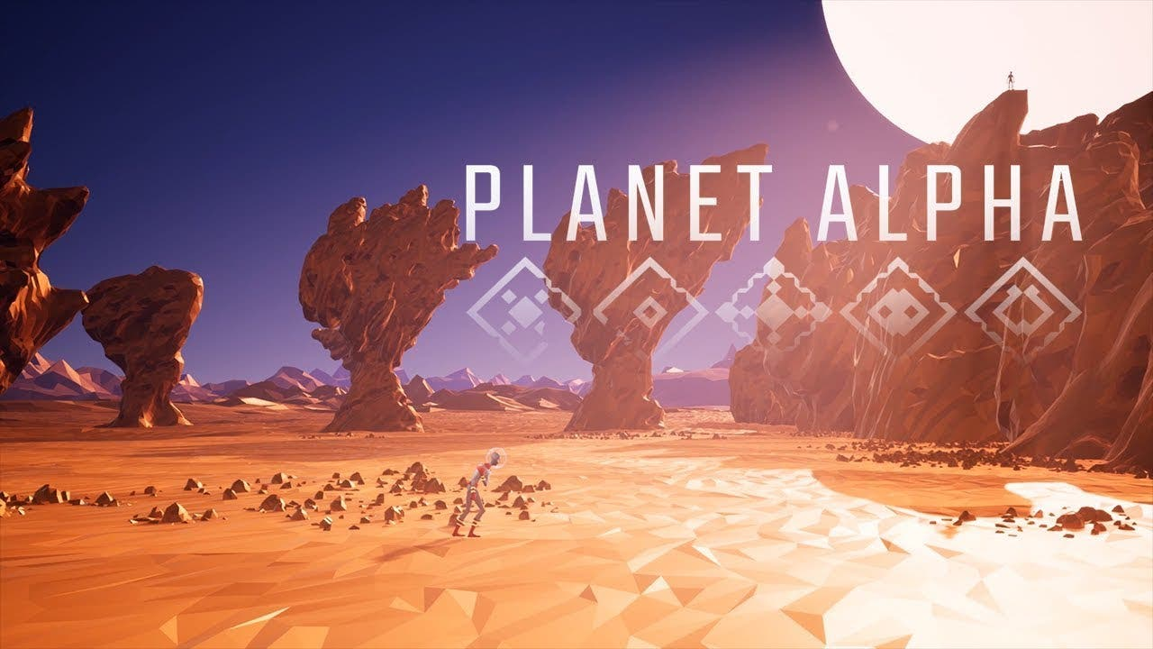 planet alpha the atmospheric and