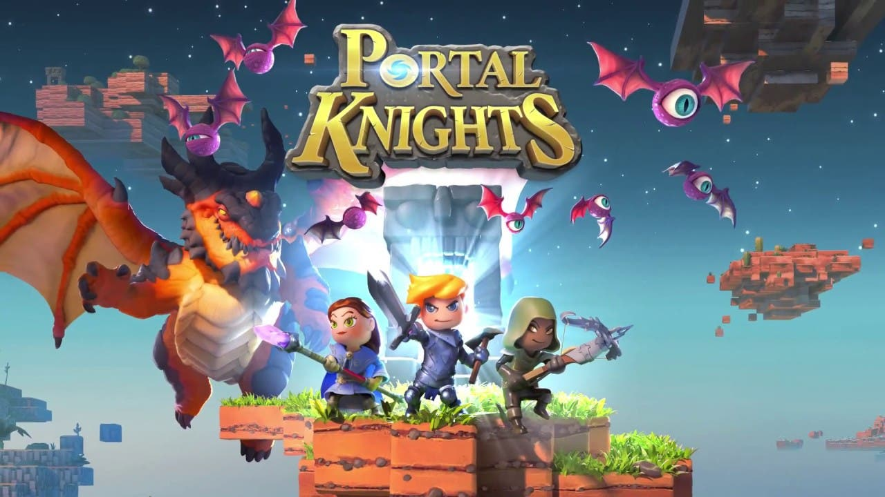 portal knights from keen games a