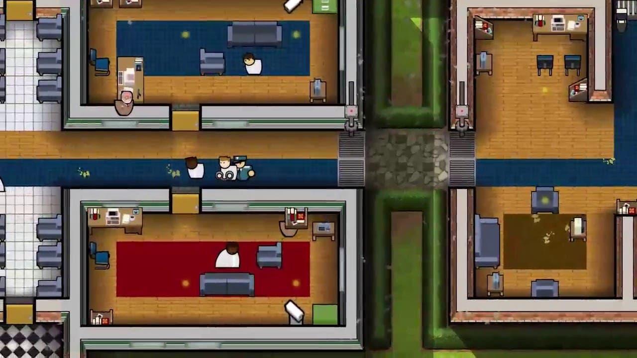 prison architect gets console sp