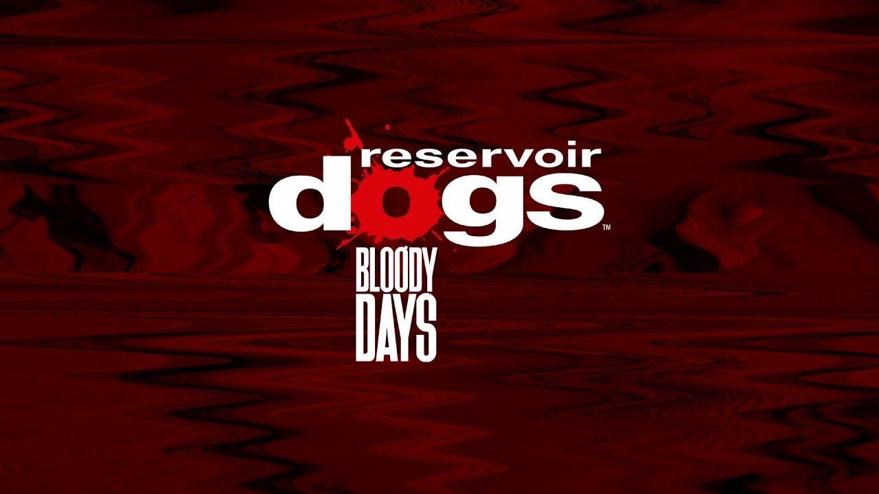 reservoir dogs bloody days launc