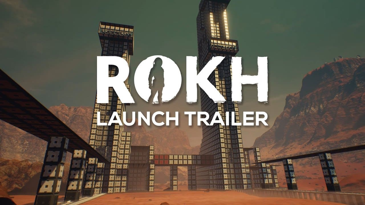 rokh launches today on steam sug