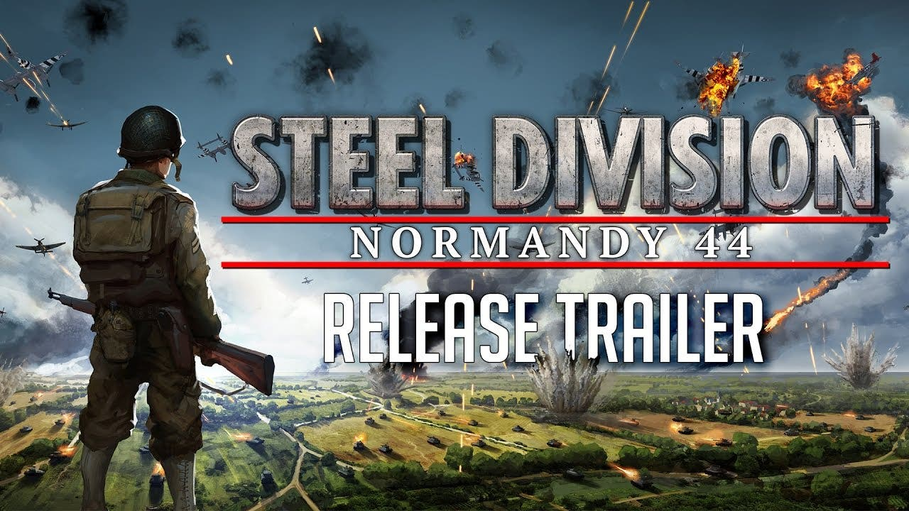 steel division normandy 44 parac