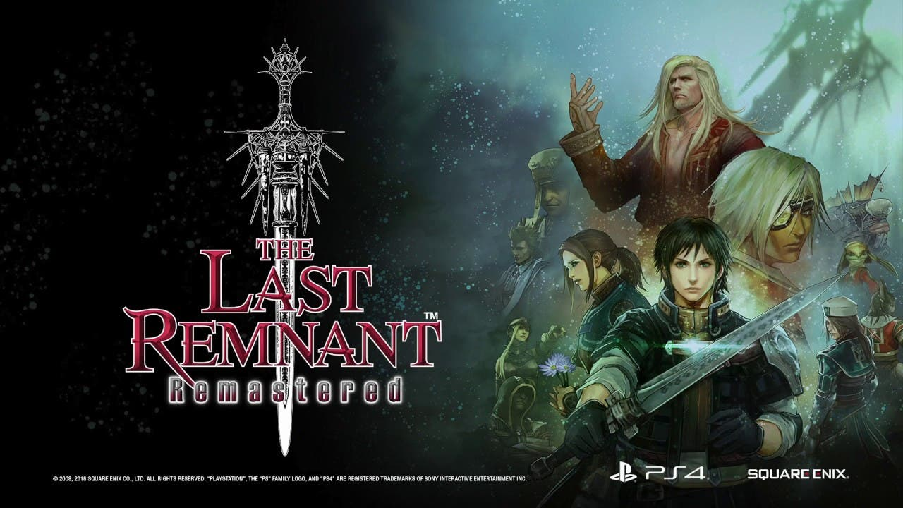 the last remnant remastered comi