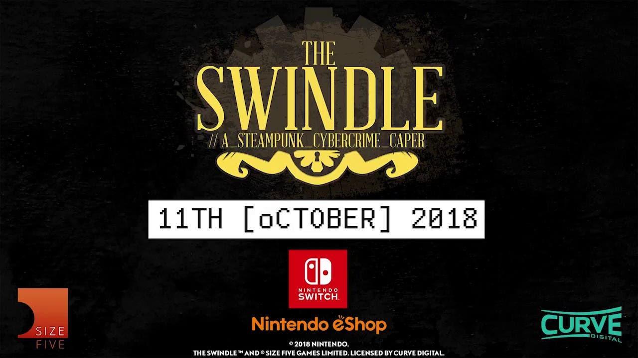 the swindle sneaks onto nintendo