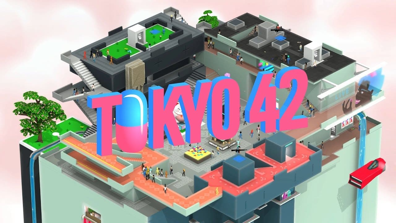 tokyo 42 gets a may 31st release