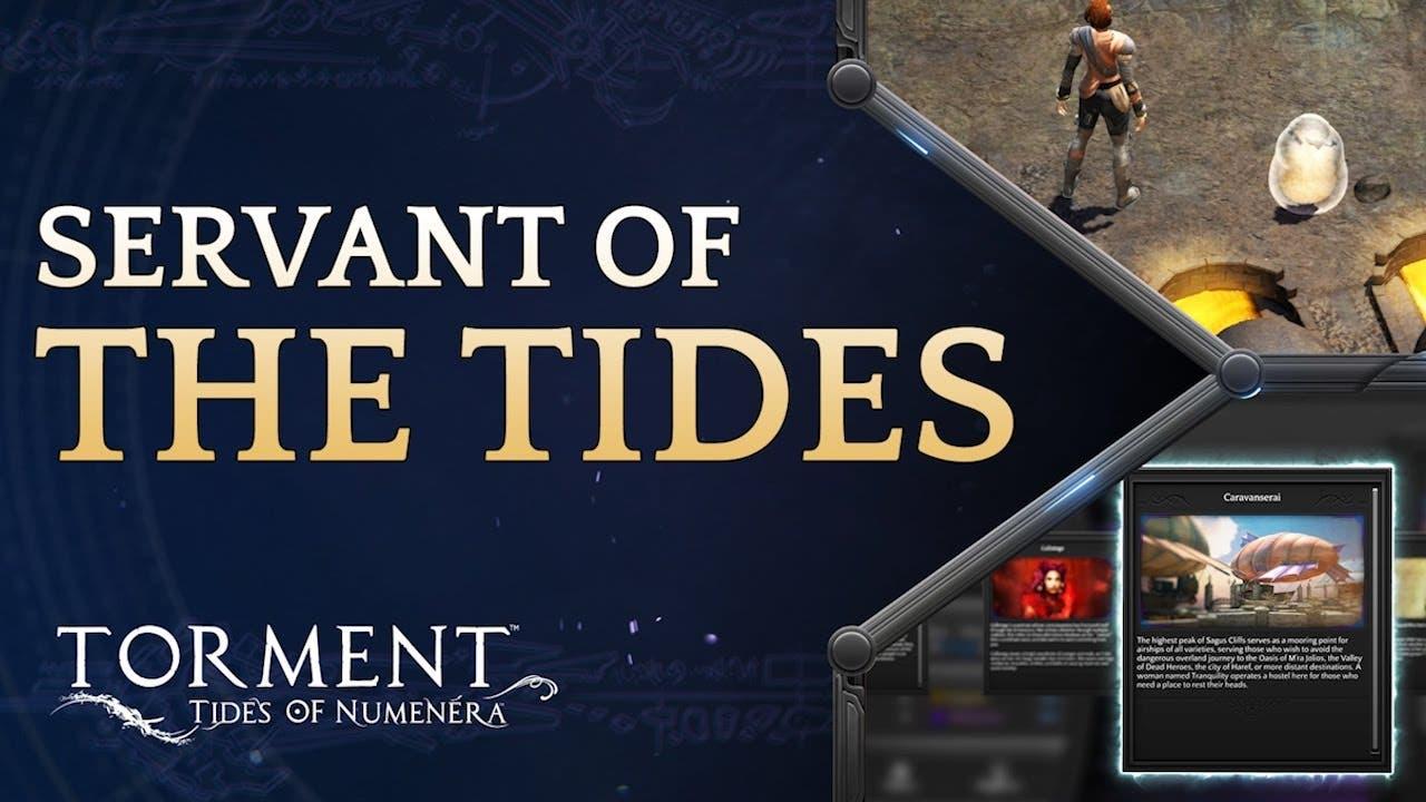 torment tides of numenera servan