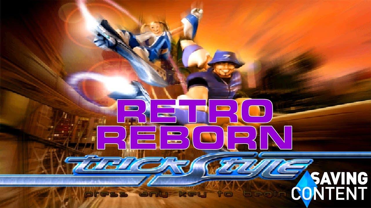 trickstyle retro reborn