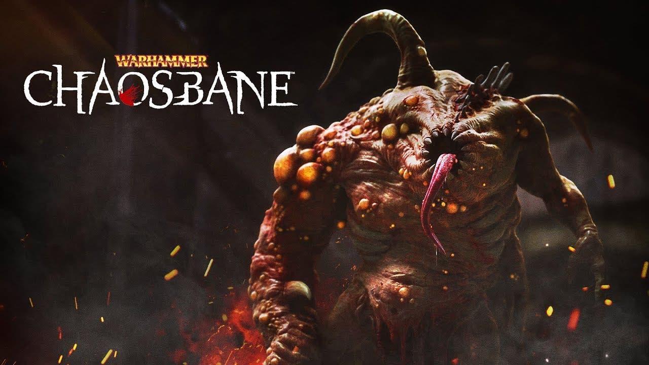 warhammer chaosbane story reveal
