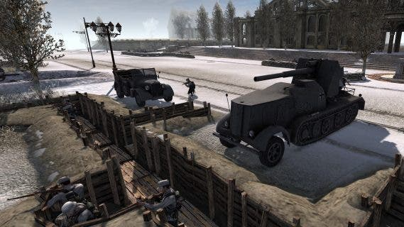 Men of War Assault Squad 2 Ostfront Veteranen 05