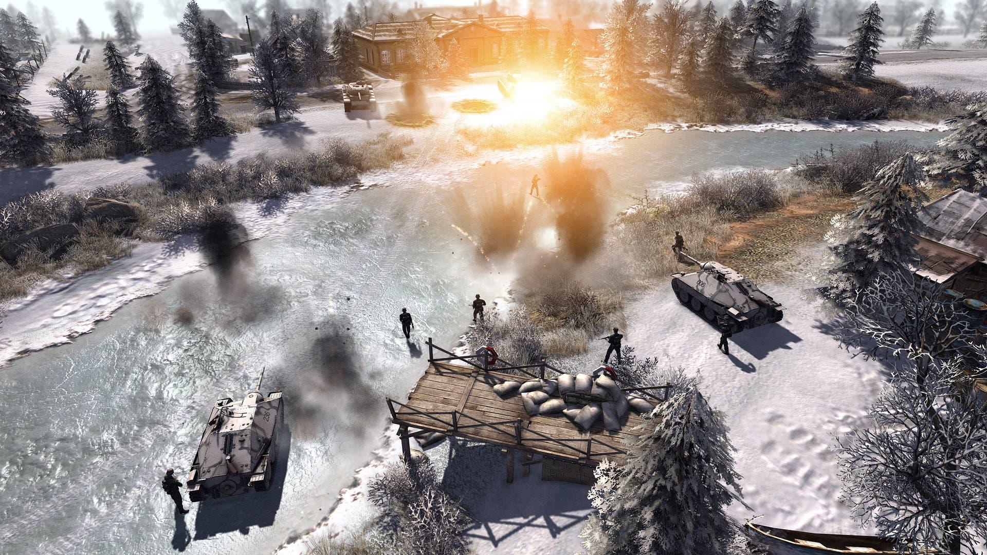 Men of War Assault Squad 2 Ostfront Veteranen 09