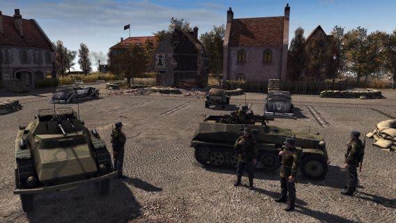 Men of War Assault Squad 2 Ostfront Veteranen 12