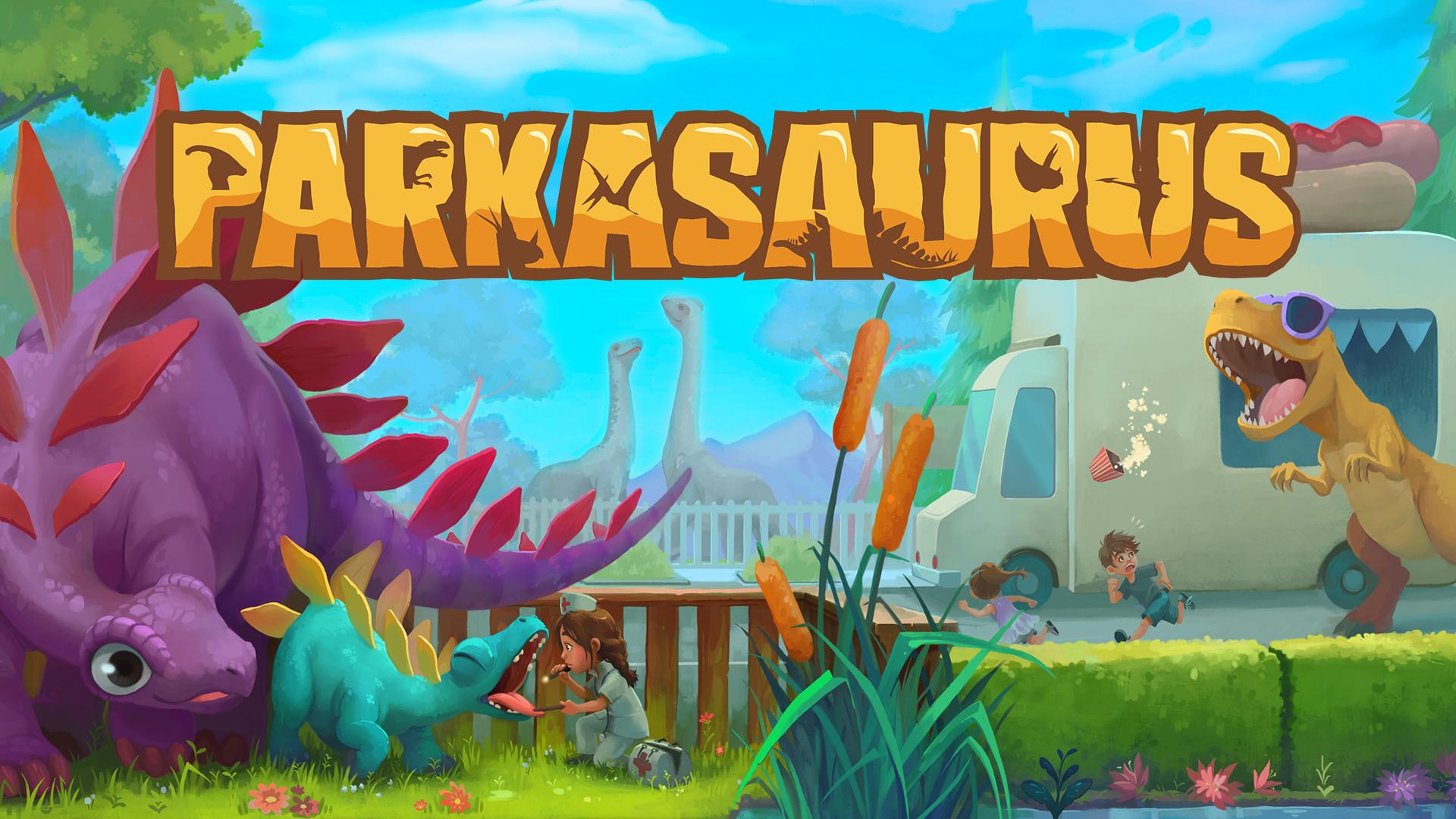 Parksaurus Art