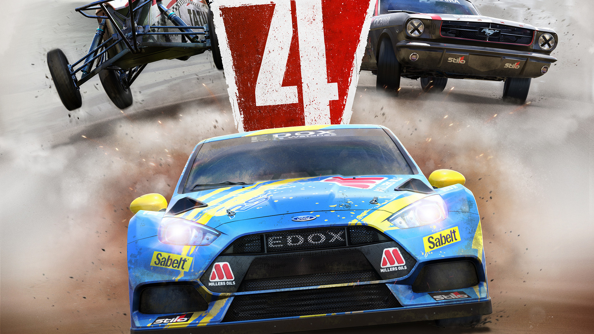 VRally4 featured