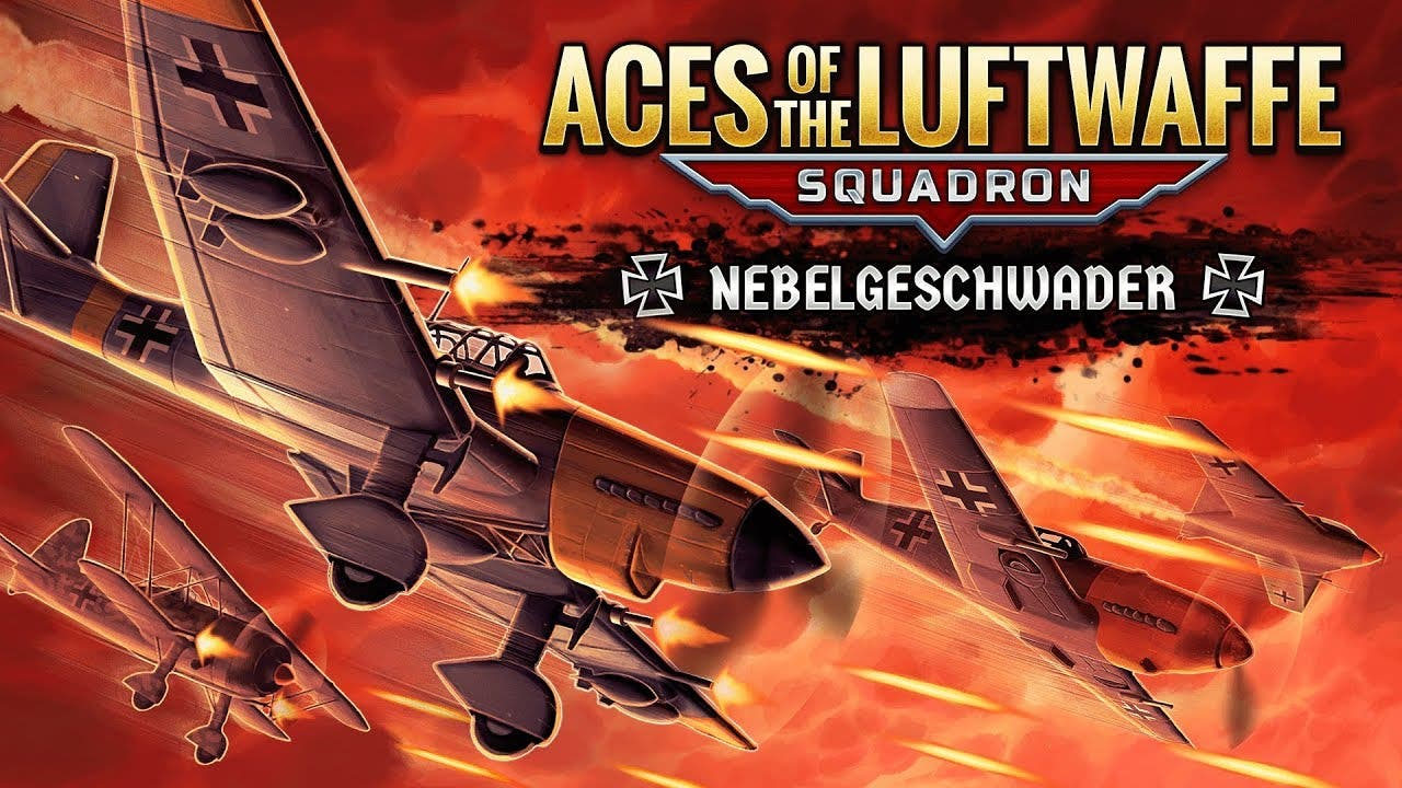 aces of the luftwaffe the nebelg