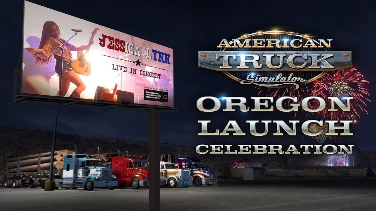 american truck simulator celebra