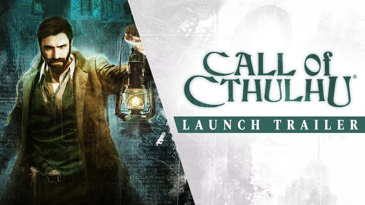 call of cthulhu launch trailer d