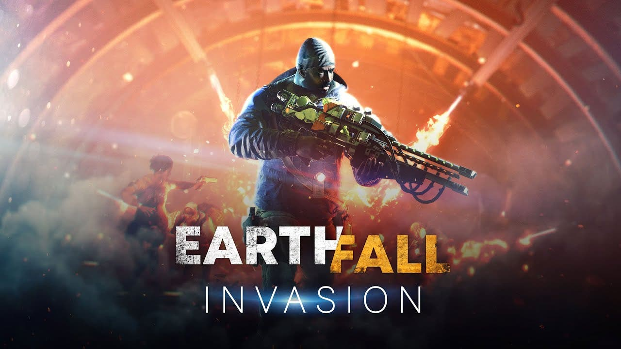 earthfall update titled invasion