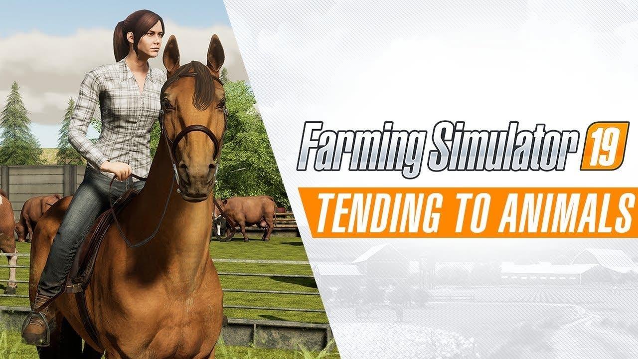 farming simulator 19 newest game