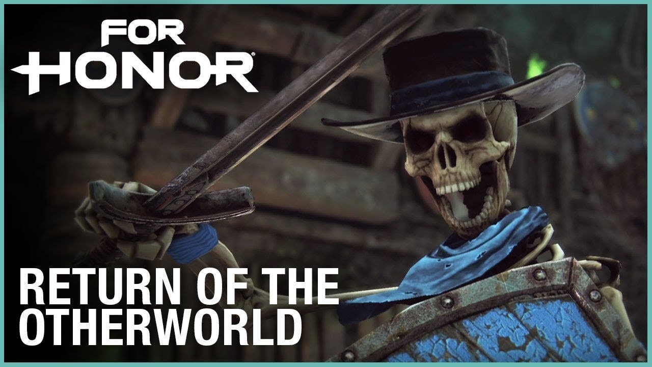 for honor gets in the spirit wit
