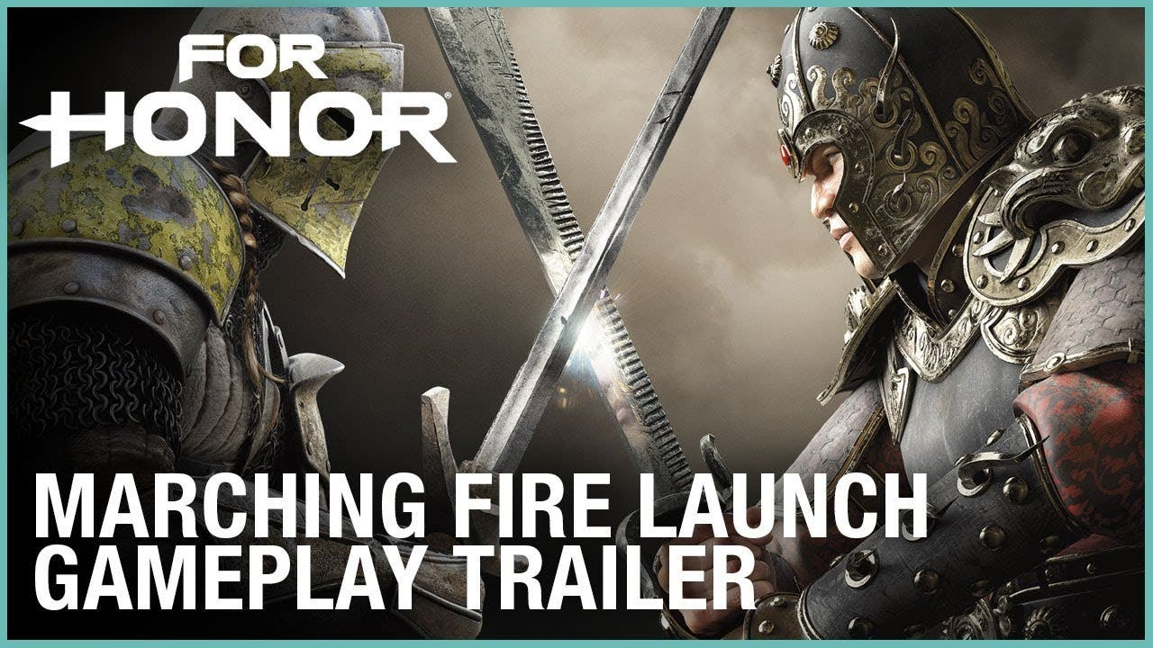 for honor marching fire expansio