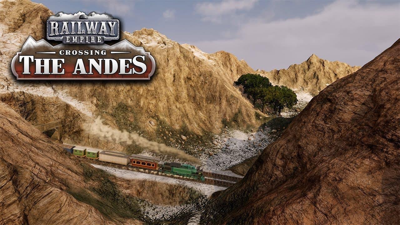 railway empire is now crossing t