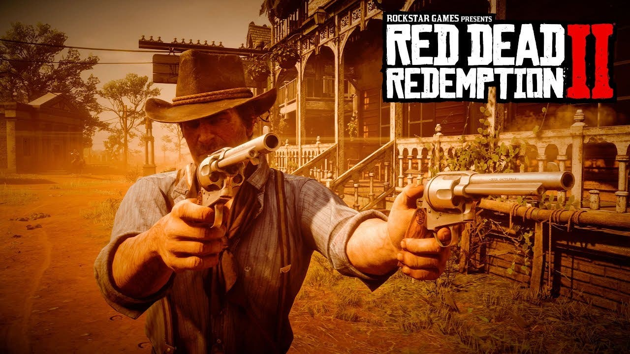 red dead redemption 2 official g
