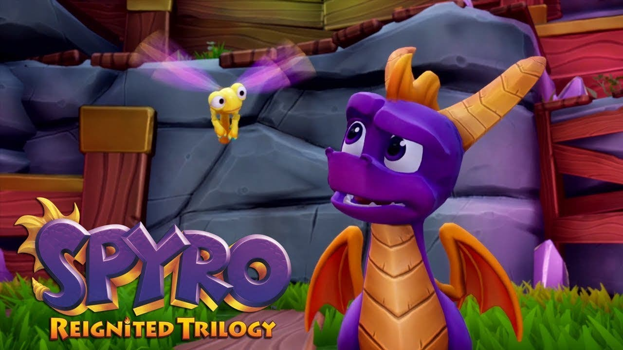 spyro reignited trilogy releases