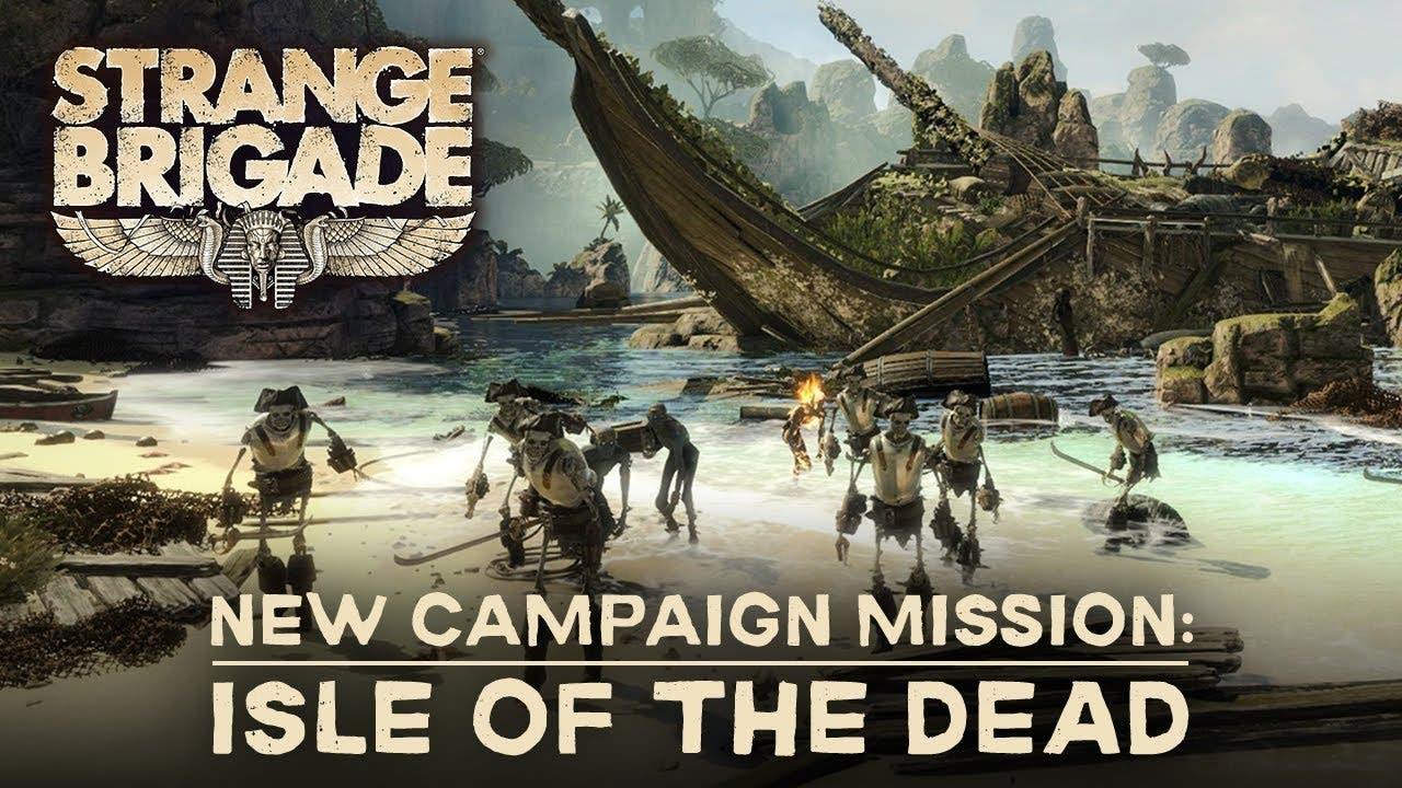 strange brigade begins first dlc