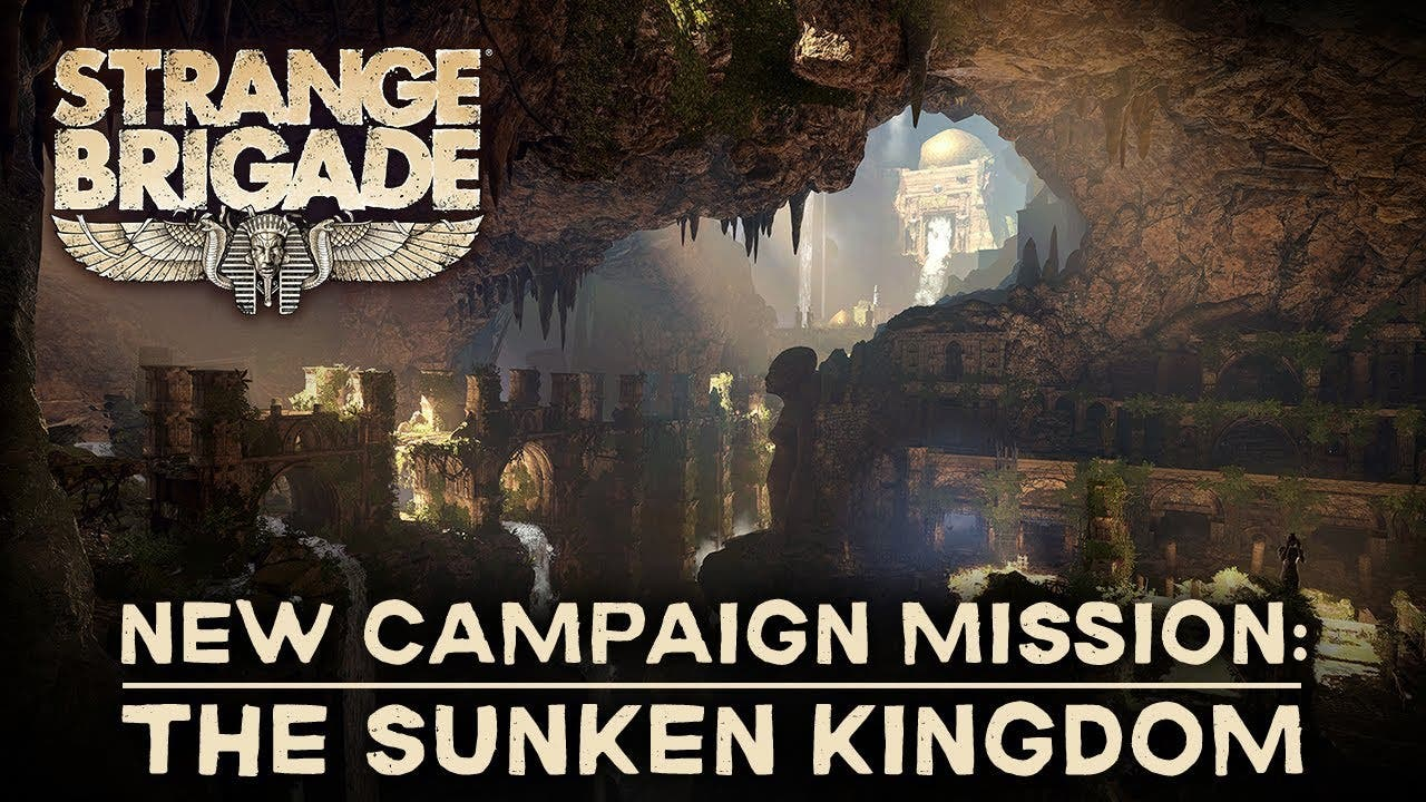 strange brigade continues with t