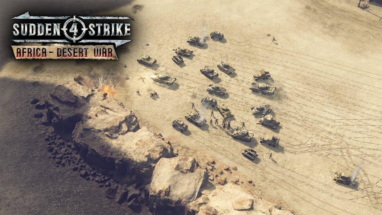 sudden strike 4 africa desert wa