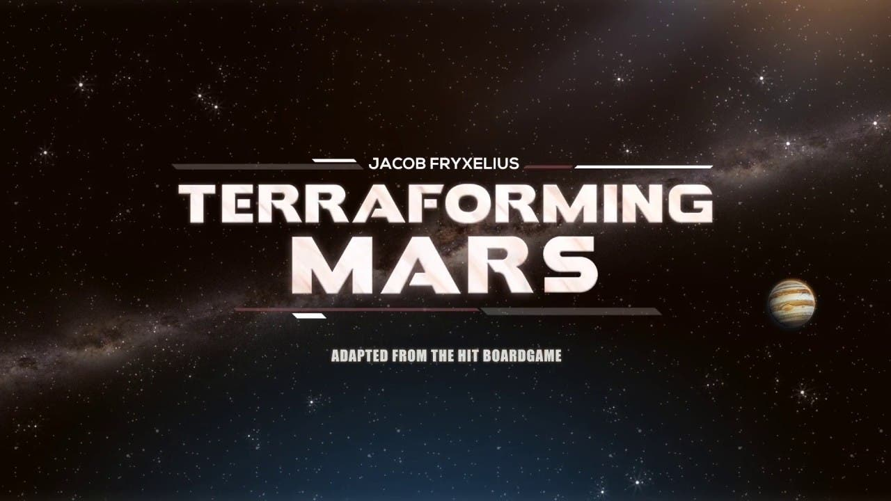 terraforming mars the video game
