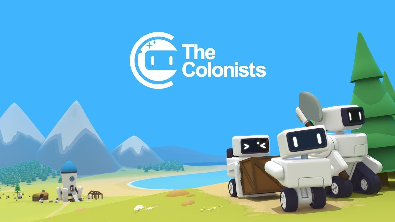 the colonists a robotic settleme