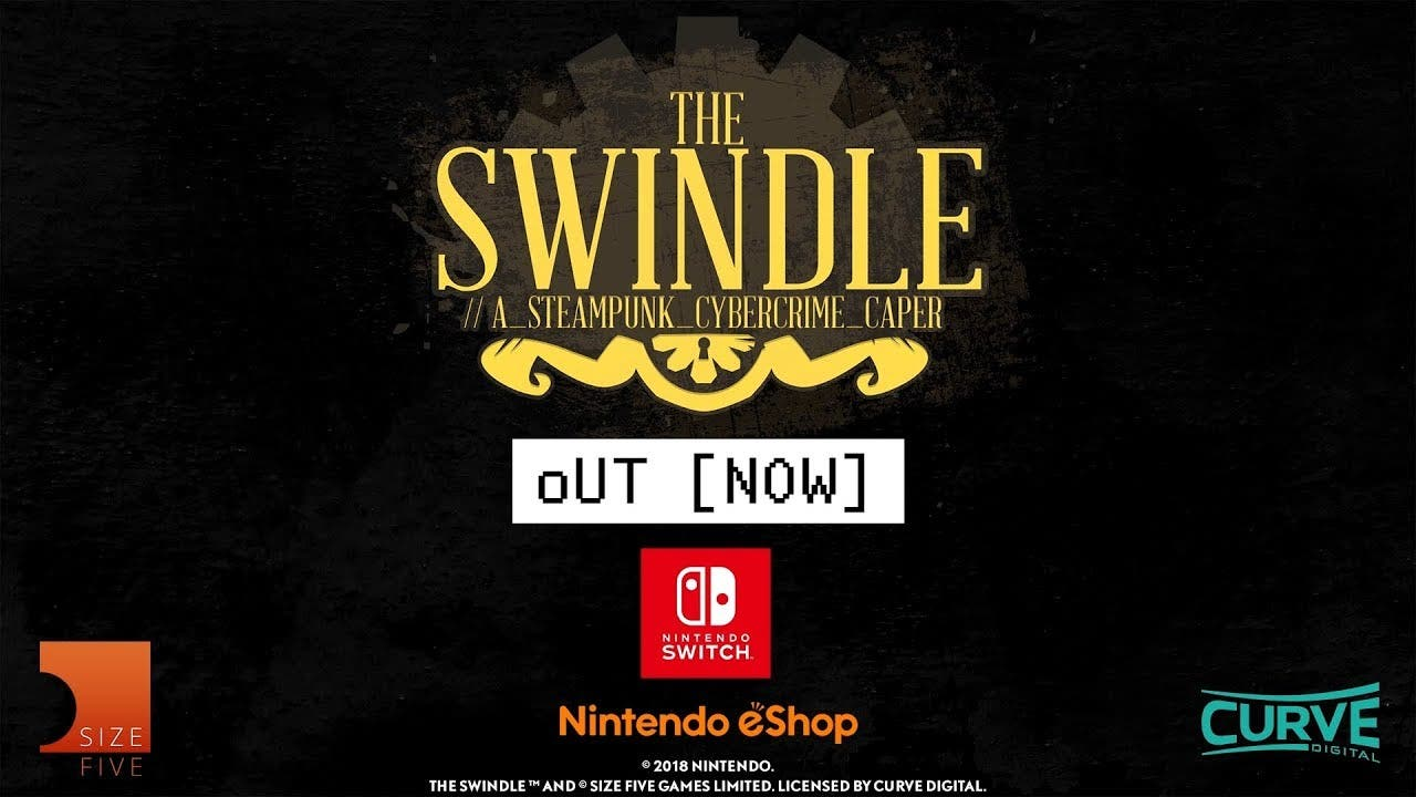 the swindle steals a spot on the