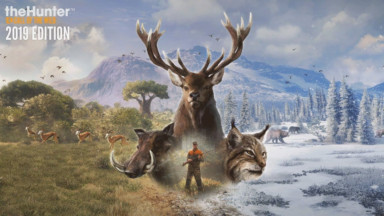 thehunter call of the wild 2019
