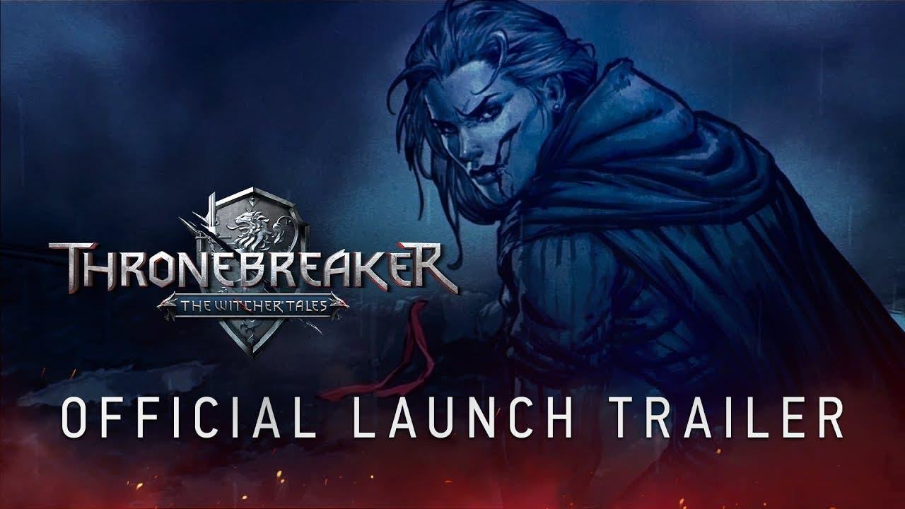 thronebreaker the witcher tales 1
