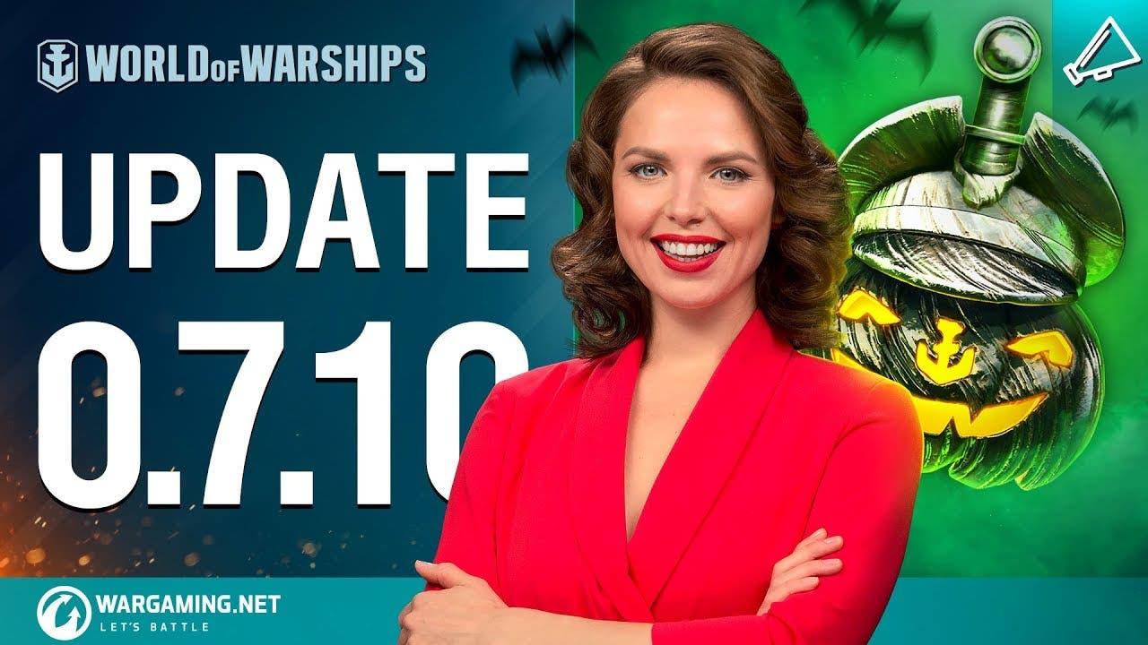world of warships update 0 7 10