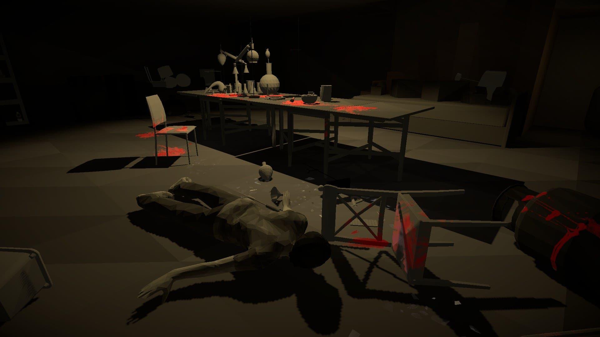 Body of Evidence Screenshot4