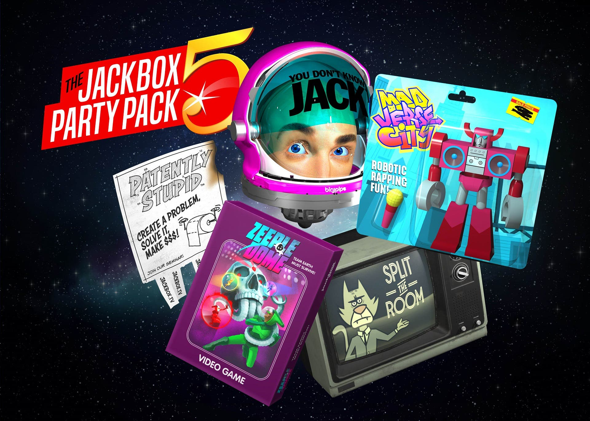 TheJackboxPartyPack5 review featured