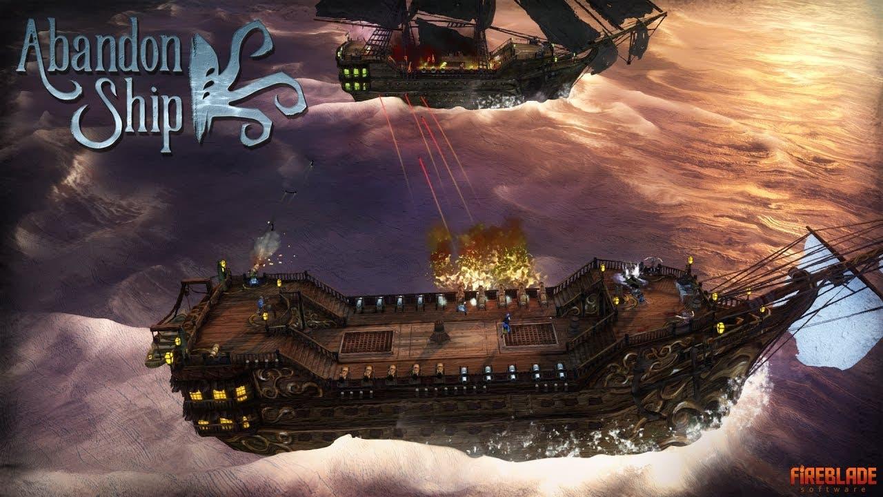 abandon ship gameplay trailer is
