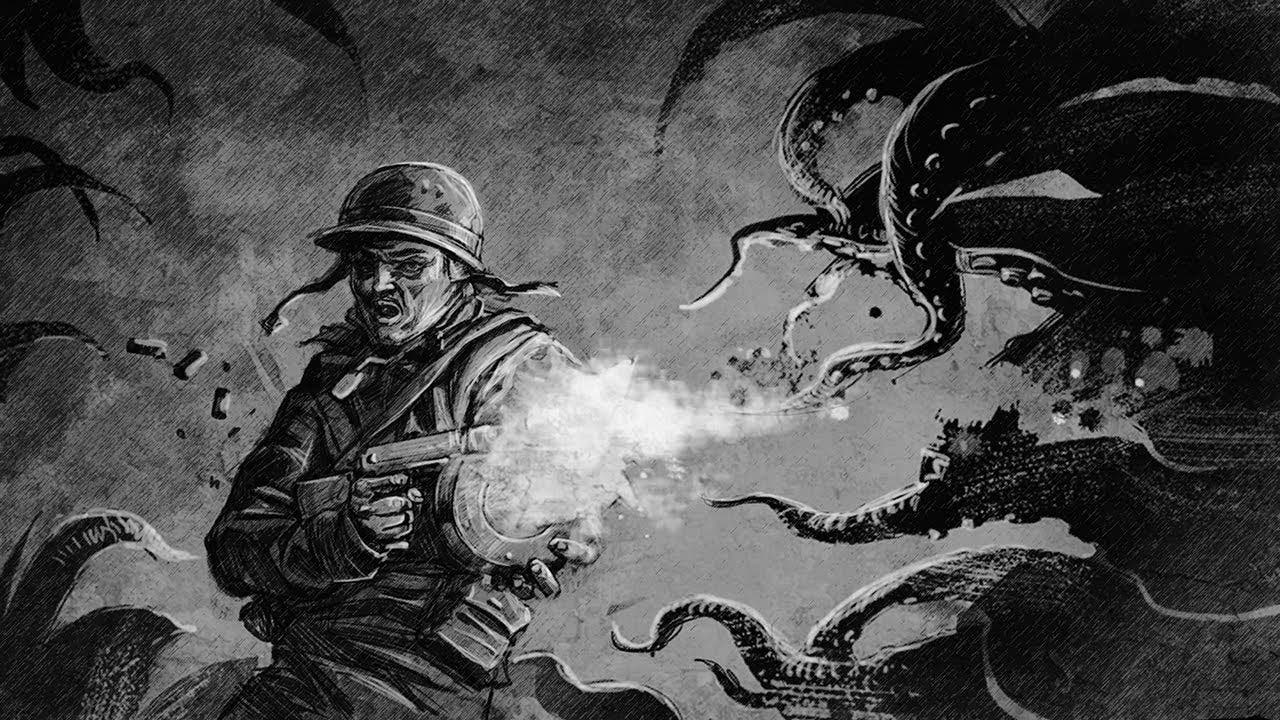 achtung cthulhu tactics the love