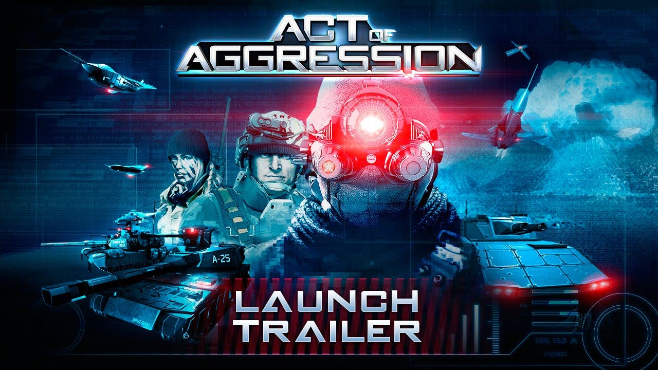 act of aggression celebrates its